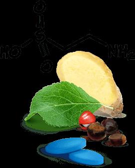 les ingrédients de vitaperf
