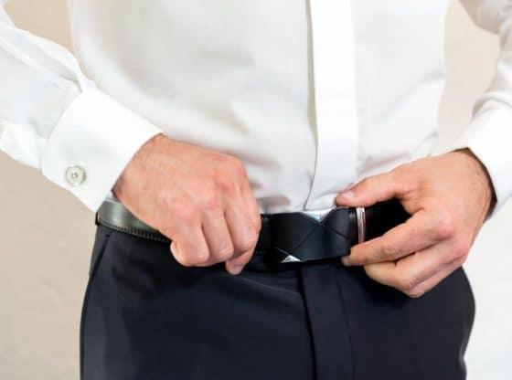 bouton blanc sur le gland
